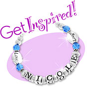 Get Inspired! Alphabet Beads