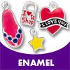 Enamel Charms