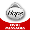 Oval Messages