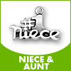 Niece & Aunt Charms