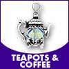 Teapots & Coffee