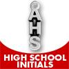 High School Initials