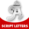 Script Letters