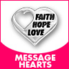 Message Hearts