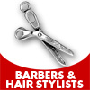 Barbers & Hair Stylists