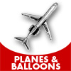 Planes & Balloons