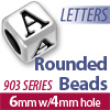 Rounded Letters
