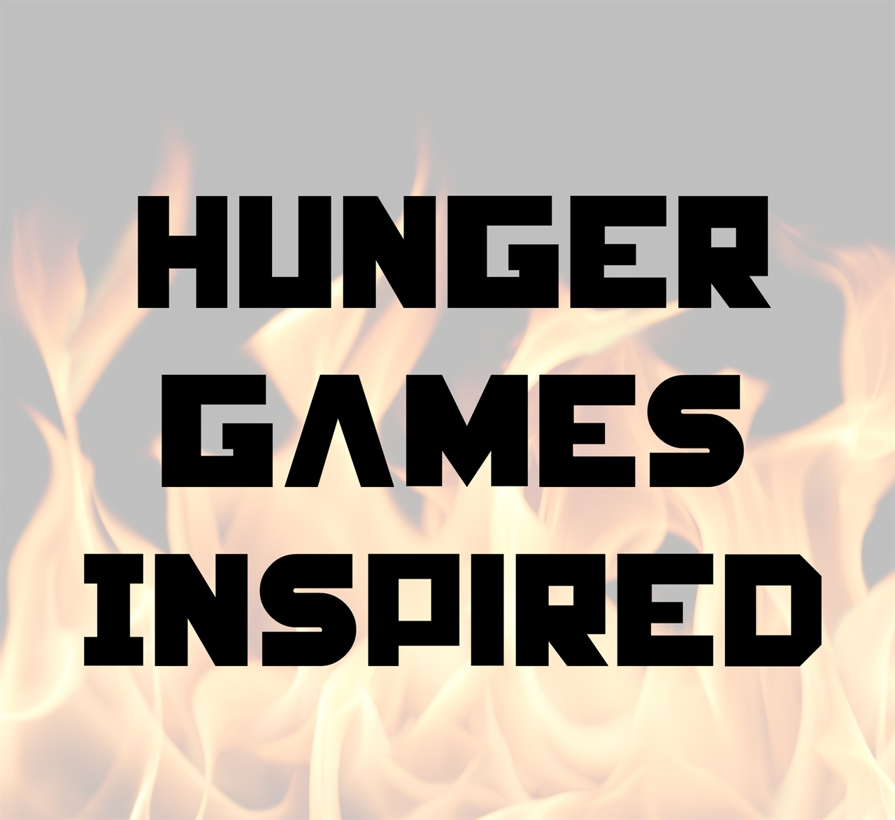 Hunger Games Inspired Sterling Silver Charms
