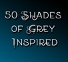 50 Shades Of Grey Sterling Silver Charms