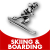Skiing & Boarding