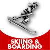 Skiing & Boarding