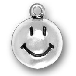 Smiley Face Charm Image