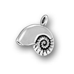 Nautilus Shell Charm Image