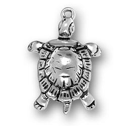 Large Turtle Charm Image
