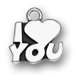 I Heart You Charm Image
