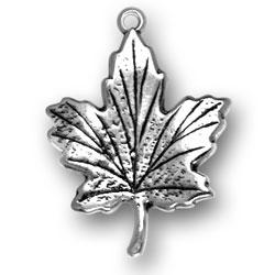 Maple Leaf Charm Image