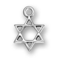 Star Of David Charm Image