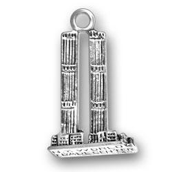 New York World Trade Center Charm Image