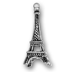 Eiffel Tower Charm Image