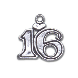16 Charm With Heart Image