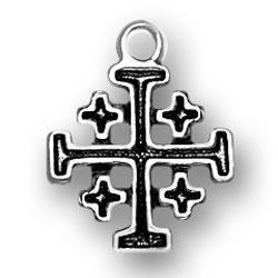 Jerusalem Cross Charm Image