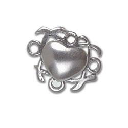 Xoxo Heart Charm Image