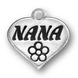 Nana Heart Charm Image