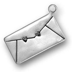 Small Love Letter Charm Image