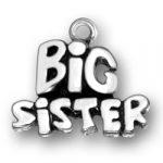 Big Sister Charm Image