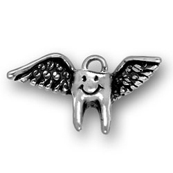 Losing The First Tooth Charm Image