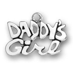 Daddys Girl Charm Image