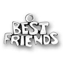 Best Friends Charm Image