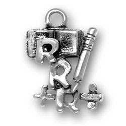 The 3 Rs Charm Image