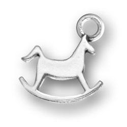 Rocking Horse Charm Image