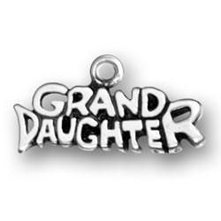 Granddaughter Charm Image