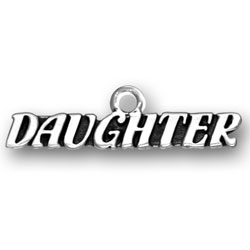 Daughter Charm Image