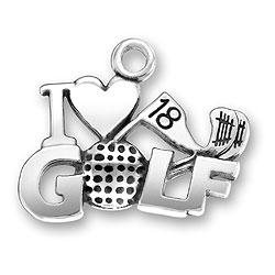 Golf Charm Image