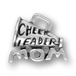 Cheerleader Mom Charm Image