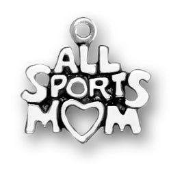 All Sports Mom Charm Image