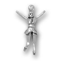 Cheerleader Charm Image