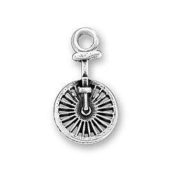 Unicycle Charm Image
