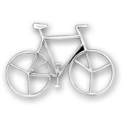 Large Bike Charm Image