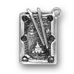 Pool Table Charm Image