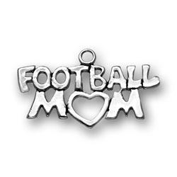 Football Mom Charm Image