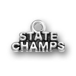 State Champs Charm Image