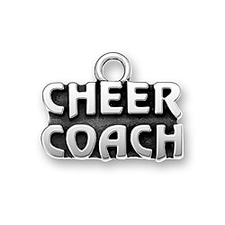 Cheer Coach Charm Image