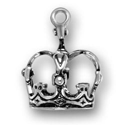 Kings Crown Charm Image