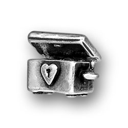 Moveable Hope Chest Charm Image