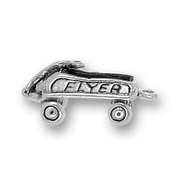 Flyer Wagon Charm Image