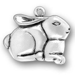 Large Rabbit Charm Image